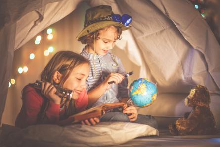 Постер к Десять лучших книг о приключениях