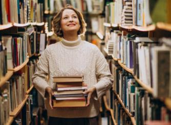 Постер к Какая польза в чтении книг?