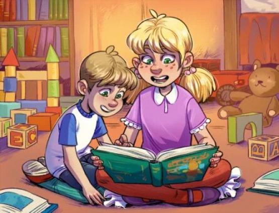 Постер к Лучшие детские книги 2020