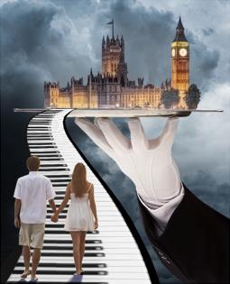 Постер к Автор, способный выбить читателя из колеи, как никто другой