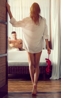 Постер к Как хочет женщина: Мастер-класс по науке секса