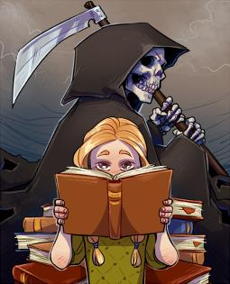 Постер к Книжный вор