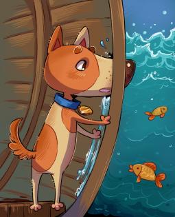 Постер к Почему у собаки мокрый нос
