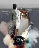 Постер к Взаимодействие кодов элитной и массовой литературы