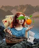 Постер к Блестящий литературный мистификатор
