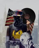 Постер к Оборотная сторона «американской мечты»