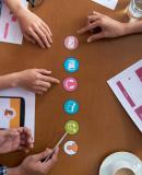 Постер к Бизнес с нуля. Метод Lean Startup для быстрого тестирования идей и выбора бизнес-модели