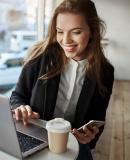 Постер к Работа в радость. Бизнес-модель будущего