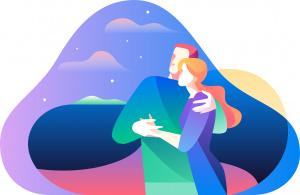Постер к Отношения и любовь